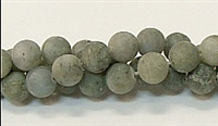 QRB128-08mm LABRADORITE BEADS FINISH