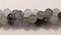 R09-08mm CLOUD CRYSTAL BEADS