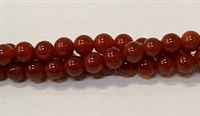 R12-06mm RED AGATE