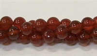 R12-08mm RED AGATE