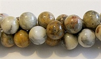 R17-10mm CRAZY AGATE BEADS