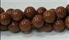 R40-10mm GOLDSTONE BEADS