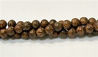 RB146-06mm STAR STONE BEADS