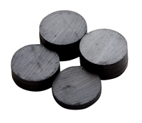 "Ceramic Magnets 1"" (Qty. of 100) ($0.11/each)"