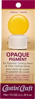 Packaged Opaque Pigment - Yellow (1oz)