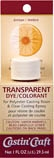 Packaged Transparent Dye - Amber (1 oz)