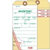 <!080>Inventory, 3-Ply Carbonless, Manila, w/Adhesive Strip, Box of 500, Plain, Sequence per factory