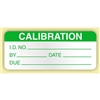 """Calibration"", .625 x 1.5 in. Rectangle, Flexible Vinyl, 350 per Box"