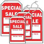 """Special Sale"", White"
