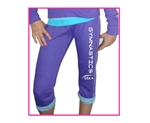 PURPLE Soffe Imprinted CAPRI
