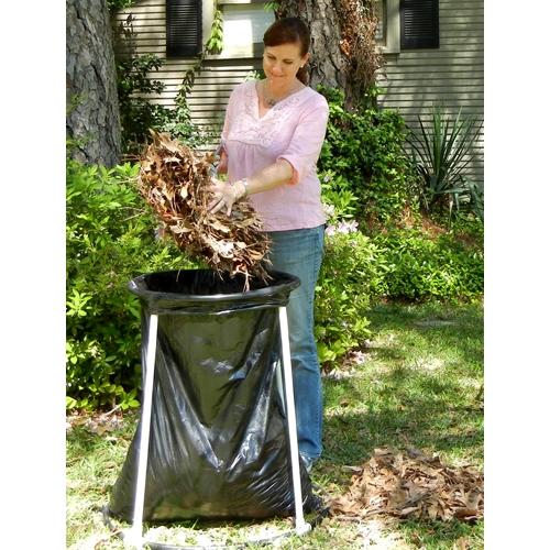 The Bag Bud Leaf Bag Holder