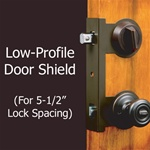 Door Jamb Armor Door Shield