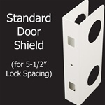 Standard Door Jamb Armor Door Shield