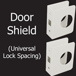 Universal Door Jamb Armor Door Shield