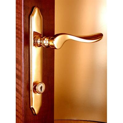 Storm Door Hardware Windsor Bright Brass Free Shipping
