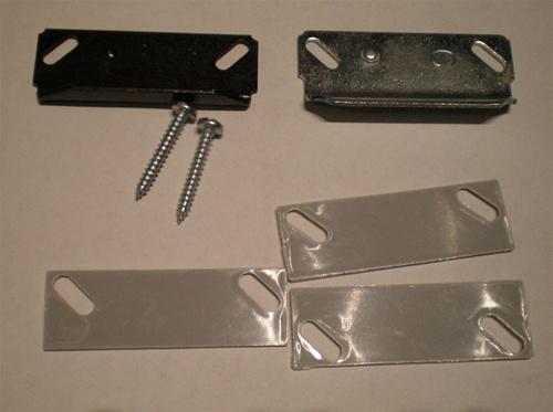 strike plate for storm door irh01 u0026 02 handles