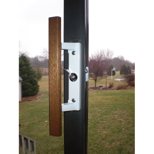 Sliding Patio Door Lock Repair How To Replace A Sliding