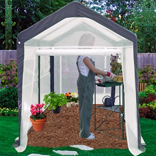 Portable Greenhouse Kits : Portable greenhouse kit is free shipping
