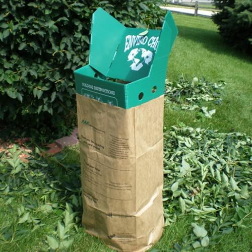 Duro Paper Lawn Bag - Walmart.com