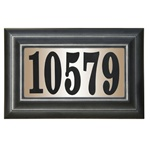 Lighted House Numbers