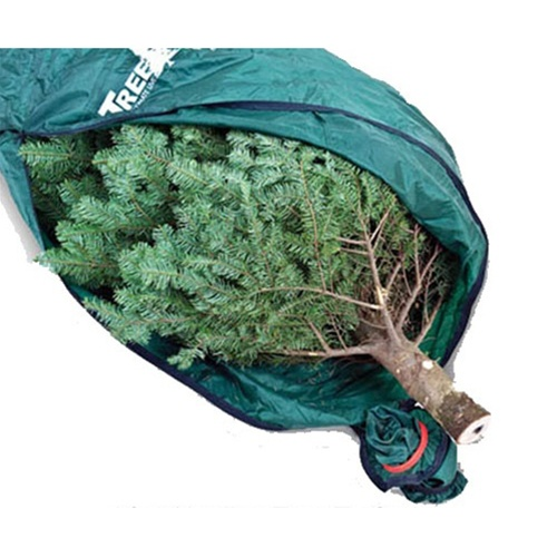 tree donut real live tree removal bag - Christmas Tree Removal