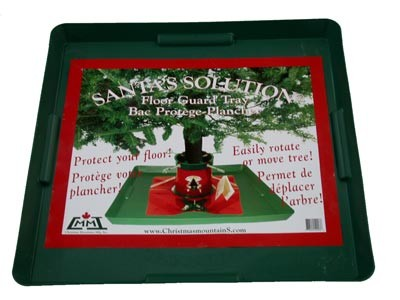 Floor protecting tray for christmas tree stands tst02 for Christmas tree tray floor