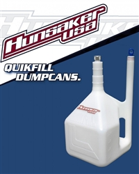 Hunsaker 5 Gallon, QuickFill, Fuel Jug