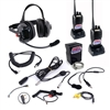 Sampson Racing Radios The Digital Starter 5watt Package for 2way driver to crew