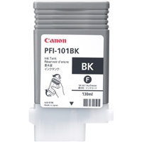 Canon PFI-101 Black Ink Cartridge