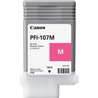 Canon PFI-107 Magenta Ink Cartridge