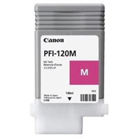 Canon PFI-120 Magenta Ink Cartridge