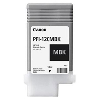 Canon PFI-120 Matte Black Ink Cartridge