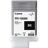 Canon PFI-106 Black Ink Cartridge