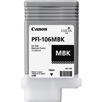 Canon PFI-106 Matte Black Ink Cartridge
