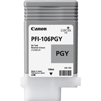 Canon PFI-106 Photo Gray Ink Cartridge