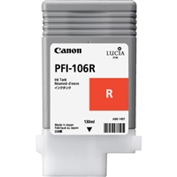 Canon PFI-106 Red Ink Cartridge