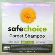 AFM Safecoat - Carpet Shampoo