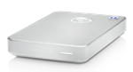 G-Technology G-DRIVE mobile 1TB with USB 3.0 and Thunderbolt - 0G03040 prod_shot