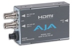 AJA HA5 HDMI to SDI/HD-SDI Video and Audio Converter product_shot