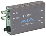 AJA Hi5-3G 3G/Dual-link/HD/SD-SDI To HDMI 1.3a Video and Audio Converter product_shot