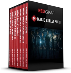 Red Giant Magic Bullet Suite (Download), MBT-SUITE-D box_shot