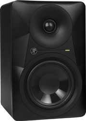 "Mackie MR524 5"" Powered Studio Monitor (each), P/N 2048400-00 3qrt_shot"