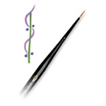Royal Majestic Short Liner Brush #1(4595)