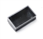 Empty 30 gram 1-Stroke Container-BLACK