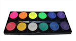 DFX 12 Color Neon & Metallic Palette
