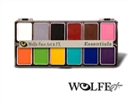 Wolfe 12-Color Essential Palette