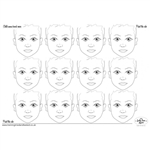 Sally-Ann Lynch: 12 Child Heads_Horizontal(0025)