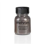 Mehron Metallic Powder: 1 oz. Bronze