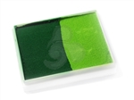 TAG Green Light Green Split Cake