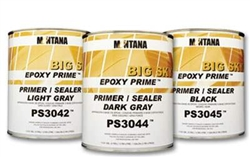 Montana Epoxy Prime  Primer/Sealer Dark Grey